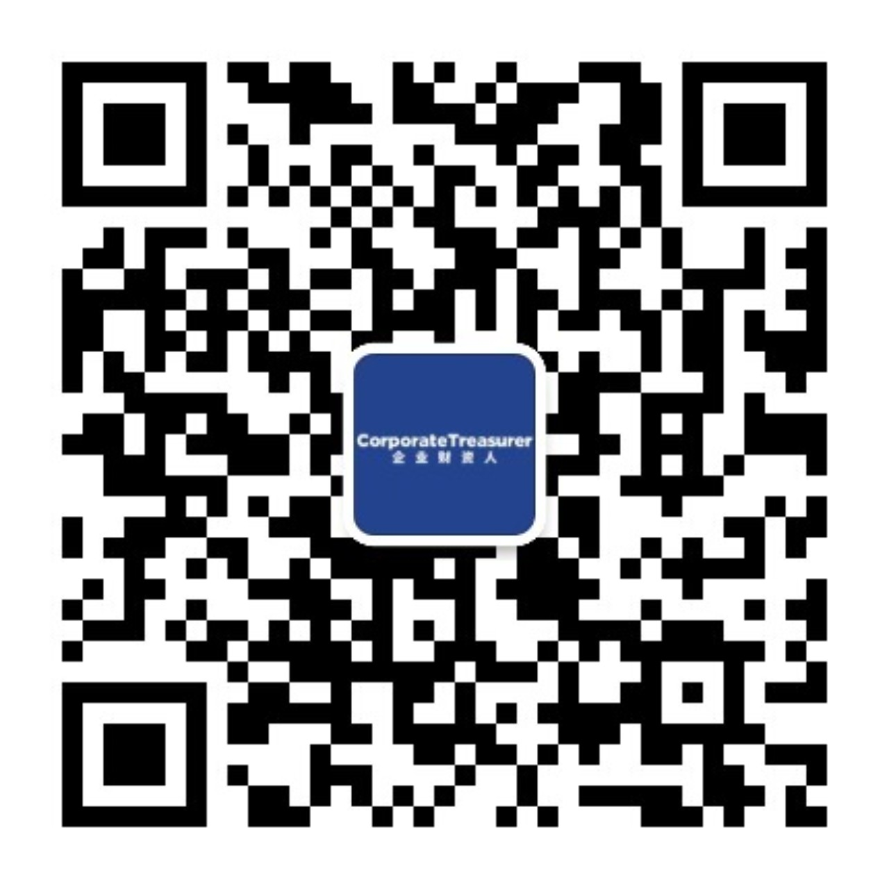 CorporateTreasurer WeChat