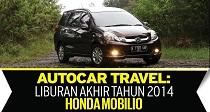 Autocar Travel Honda Mobilio